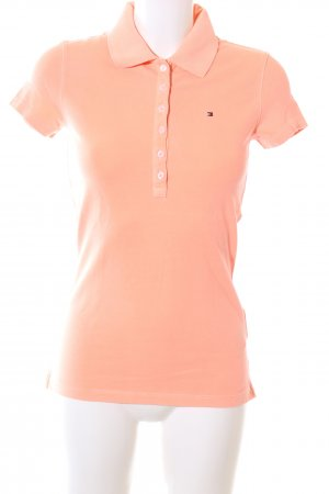 Tommy Hilfiger Polo Shirt pink casual look