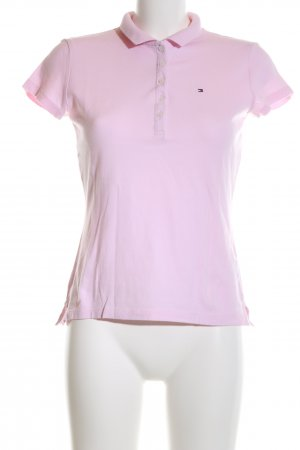 Tommy Hilfiger Polo Shirt pink business style
