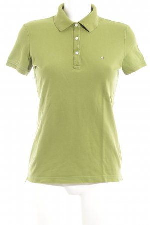 Tommy Hilfiger Polo Shirt khaki casual look
