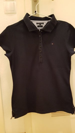 Tommy Hilfiger Camiseta tipo polo azul