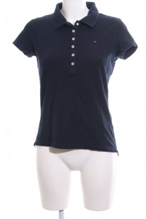 Tommy Hilfiger Polo Shirt blue casual look