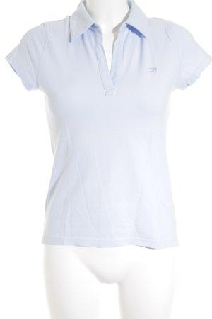 Tommy Hilfiger Polo-Shirt babyblau-himmelblau Casual-Look