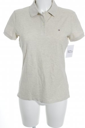 Tommy Hilfiger Polo-Shirt beige Casual-Look