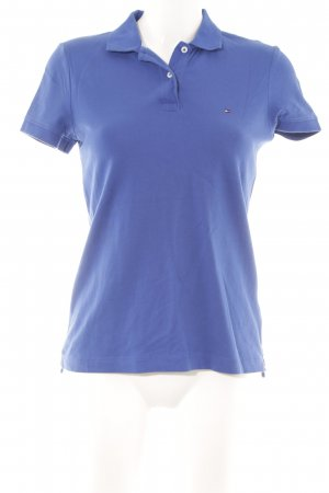 Tommy Hilfiger Polo-Shirt blau Casual-Look