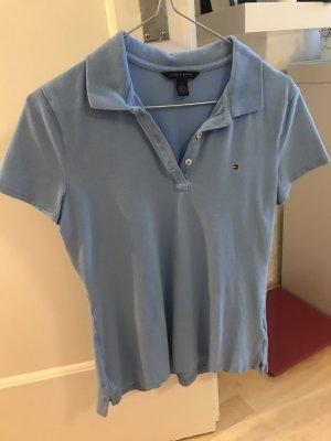 Tommy Hilfiger Polo-Shirt blau Größe M