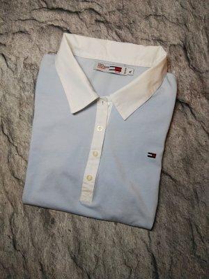 Tommy Hilfiger Polo bianco-azzurro