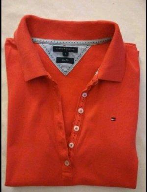 Tommy Hilfiger Polo Shirt Gr. XS