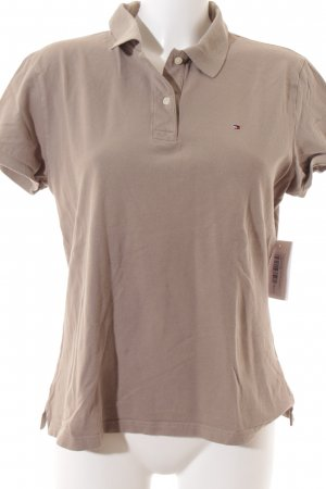 Tommy Hilfiger Polo-Shirt grüngrau klassischer Stil