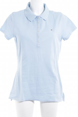Tommy Hilfiger Polo Shirt azure casual look