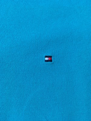 Tommy Hilfiger Polo Shirt in türkis