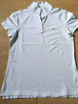Tommy Hilfiger Polo Shirt in weiß