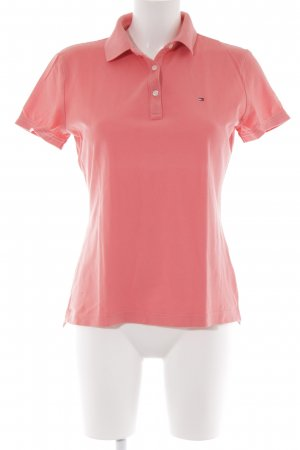 Tommy Hilfiger Polo-Shirt lachs Casual-Look