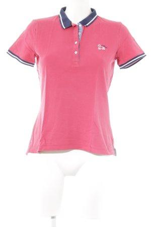 Tommy Hilfiger Camiseta tipo polo multicolor look casual