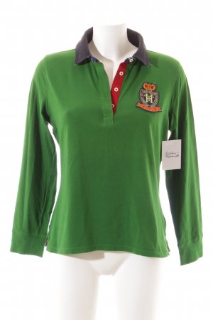 Tommy Hilfiger Polo-Shirt mehrfarbig klassischer Stil