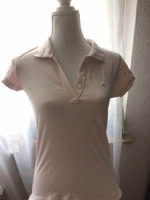 Tommy Hilfiger Polo Shirt rosa 36 S