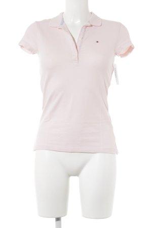 Tommy Hilfiger Polo-Shirt rosé Elegant