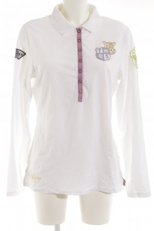 Tommy Hilfiger Camiseta tipo polo letras bordadas look casual