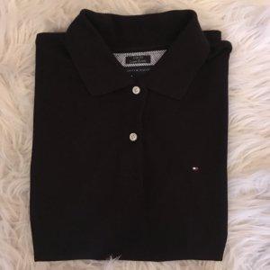 Tommy Hilfiger Polo Shirt schwarz