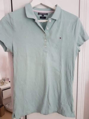Tommy hilfiger Polo Shirt Türkis