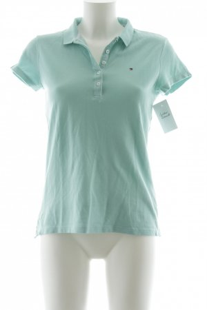 Tommy Hilfiger Polo Shirt turquoise