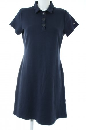 Tommy Hilfiger Polo Dress blue casual look