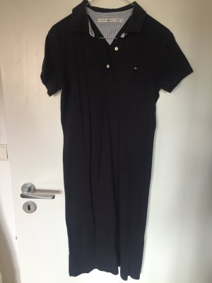 Tommy Hilfiger Polo Dress dark blue
