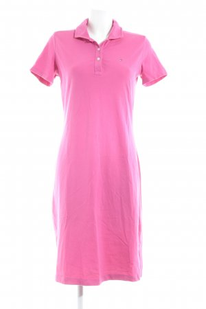 Tommy Hilfiger Polokleid pink Casual-Look