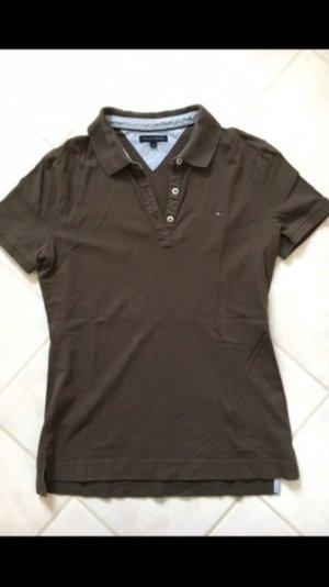 Tommy Hilfiger Camisa verde oliva-caqui