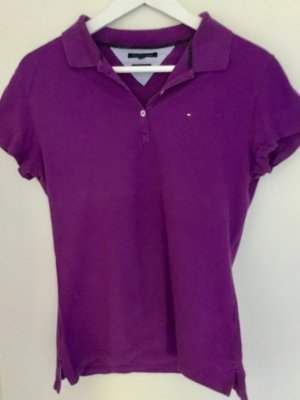 Tommy Hilfiger Polo shirt lila