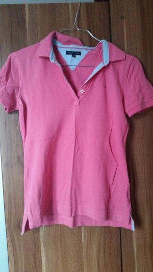 Tommy Hilfiger Poloshirt / 34 / Pink