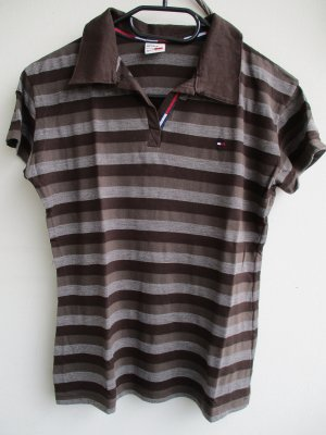 Tommy Hilfiger Polo Shirt multicolored cotton