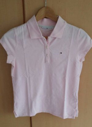 Tommy Hilfiger Polo rose clair