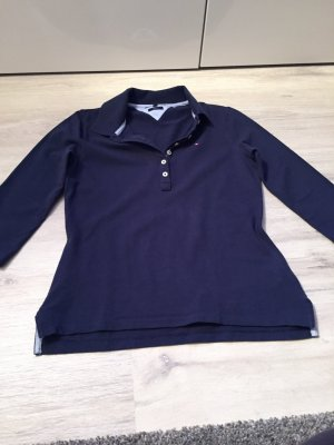 Tommy Hilfiger Poloshirt dunkelblau Gr. XS