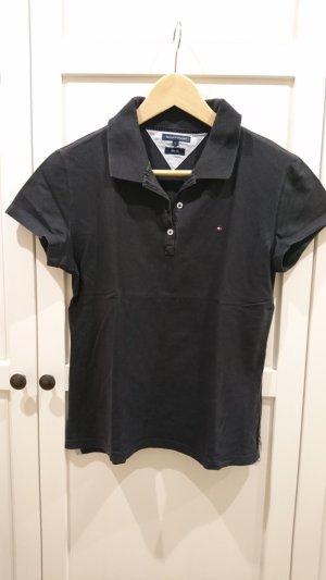 Tommy Hilfiger Poloshirt, dunkelblau. Größe L