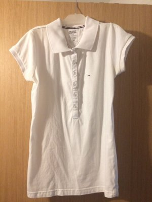 Tommy Hilfiger Denim Polo shirt wit