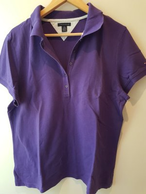 Tommy Hilfiger Poloshirt in Lila