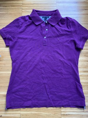 Tommy Hilfiger Camiseta tipo polo lila