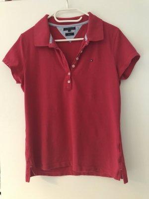 Tommy Hilfiger Poloshirt pink