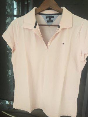 Tommy Hilfiger Poloshirt rosa Gr. XL