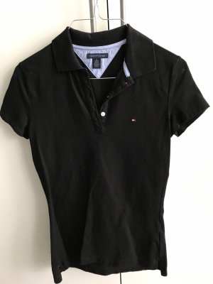 Hilfiger Top Polo noir