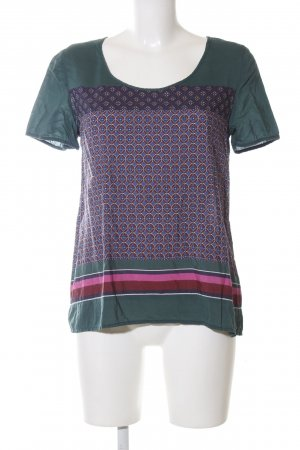 Tommy Hilfiger Print-Shirt Allover-Druck Casual-Look