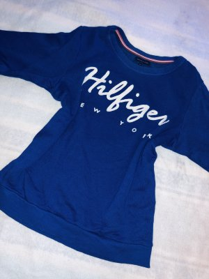 Tommy Hilfiger Crewneck Sweater blue-white
