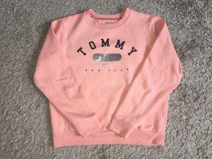 Tommy Hilfiger Jersey de cuello redondo multicolor