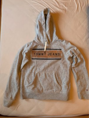 Tommy Hilfiger Hooded Sweater light grey