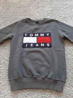 Tommy Hilfiger Jersey holgados caqui