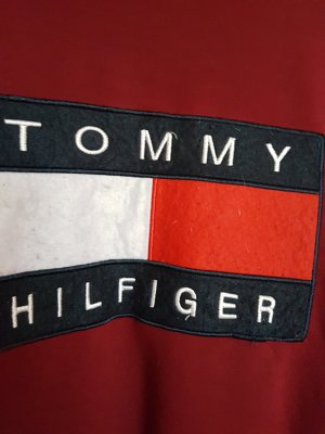 Tommy Hilfiger Sweater carmine