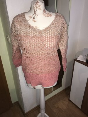 Tommy Hilfiger Pullover (apricot - ombre Look, Gr. L)