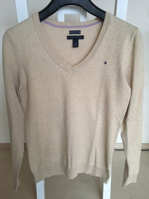 Tommy Hilfiger V-Neck Sweater oatmeal