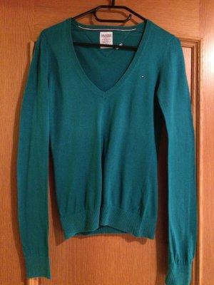 Tommy Hilfiger Pullover grün S