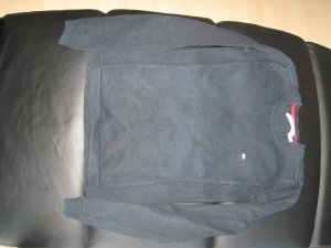 Tommy Hilfiger Pullover in dunkelblau